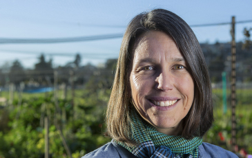 Jennifer Sowerwine works to restore culturally relevant food systems to immigrant and Native American populations.