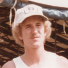 Peter Anderson was the coxswain on the Cal crew team in 1979. PHOTO: Courtesy of Burton Anderson