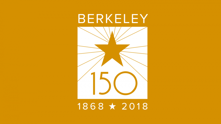 UC Berkeley 150 Years logo