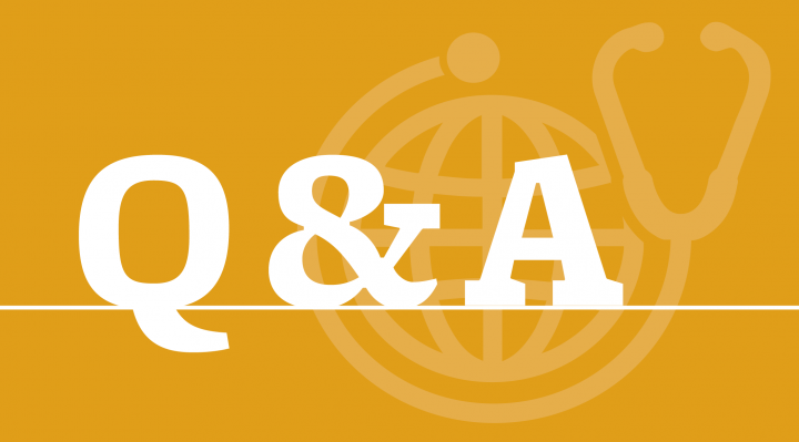 Q&A illustration