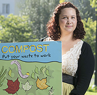 For BFI fellow Laura Moreno, household food-waste prevention is a passionate focus.
