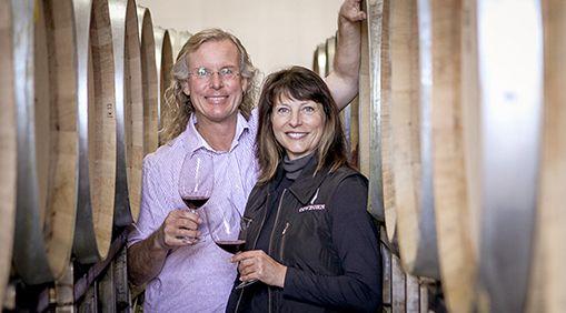 Bill and Barbara Steele