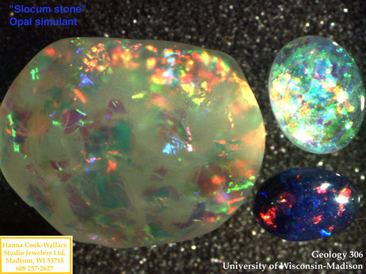 Agate And Opals