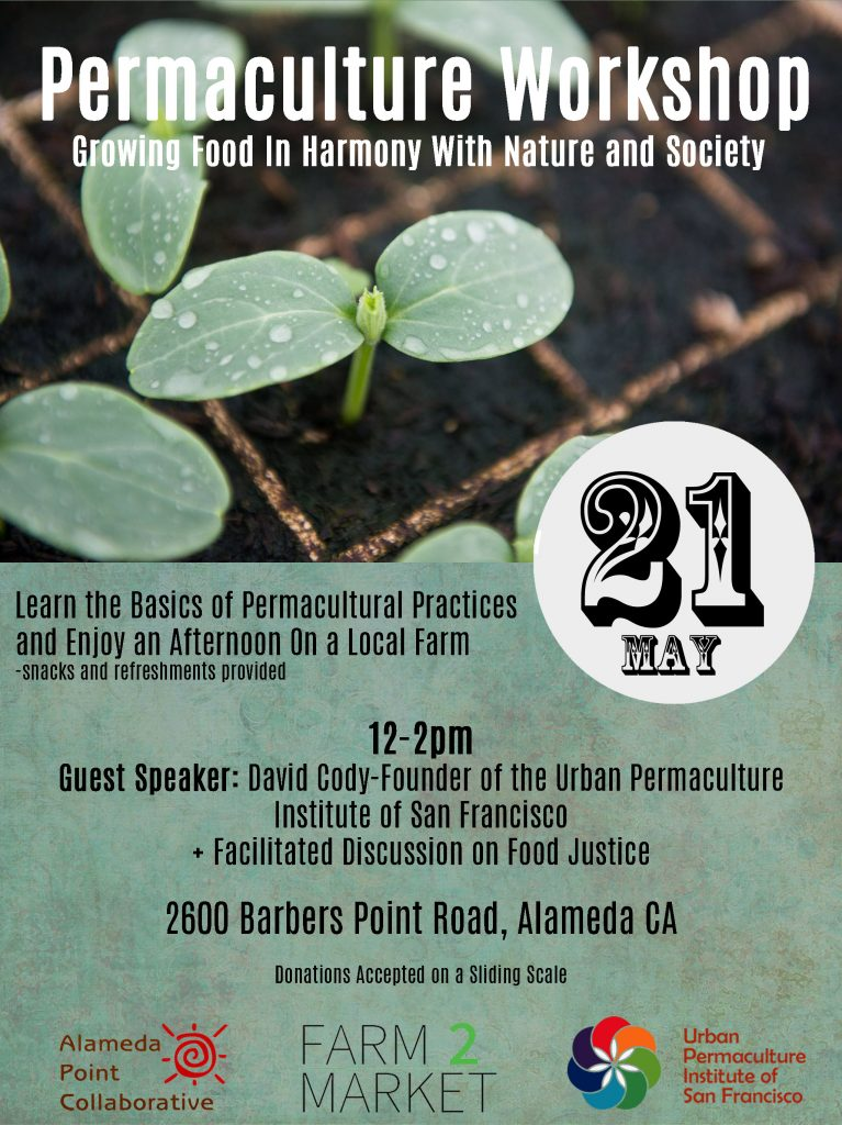 Permaculture Workshop Flyer
