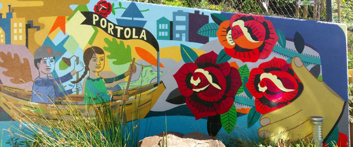 San Francisco's Garden District: Documenting the Portola's Past