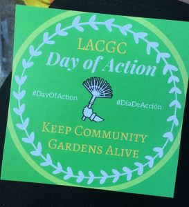 LACGC Day of Action
