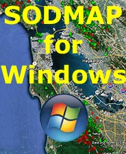 Google Earth Overlay for Windows OS