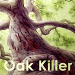 Tracks of an Oak Killer