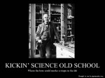 Demotivational: Old School Edison
