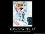 Demotivational: Microscopes