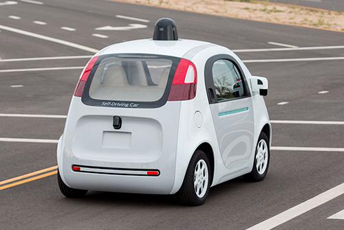 self driving carv2