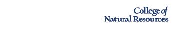 College of Natural Resources, Dept. Of ESPM Logo