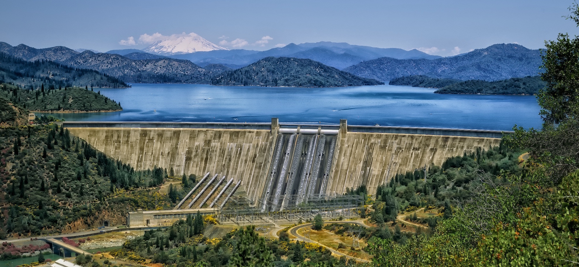 Managing freshwater resources under climate change