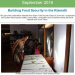 Image linked to September 2016 Food Security Newsletter.