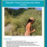 Thumbnail of top of fall 2019 (December) Food Security newsletter