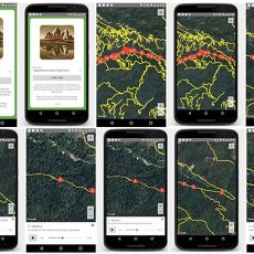 Nature Tour Mobile App Project