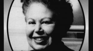 Image of professor Irma Adelman
