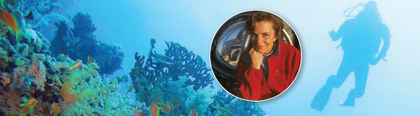 Sylvia Earle on the Quest of Sustainable Seas