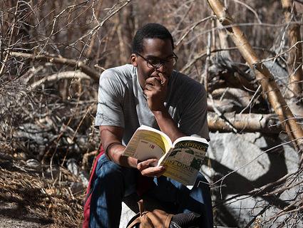 Christian Miller reading