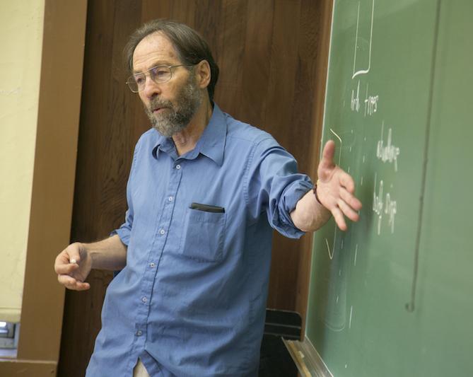 Professor John Harte