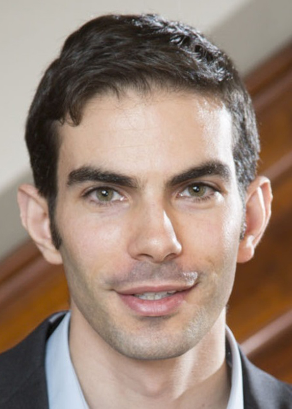 Photo of Joseph Shapiro.