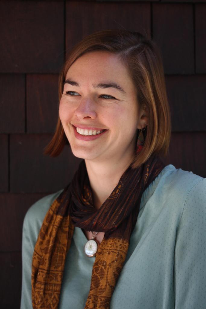 Portrait of Margiana Petersen-Rockney