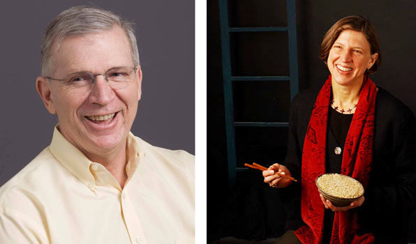 Pamela Ronald and Brian Staskawicz