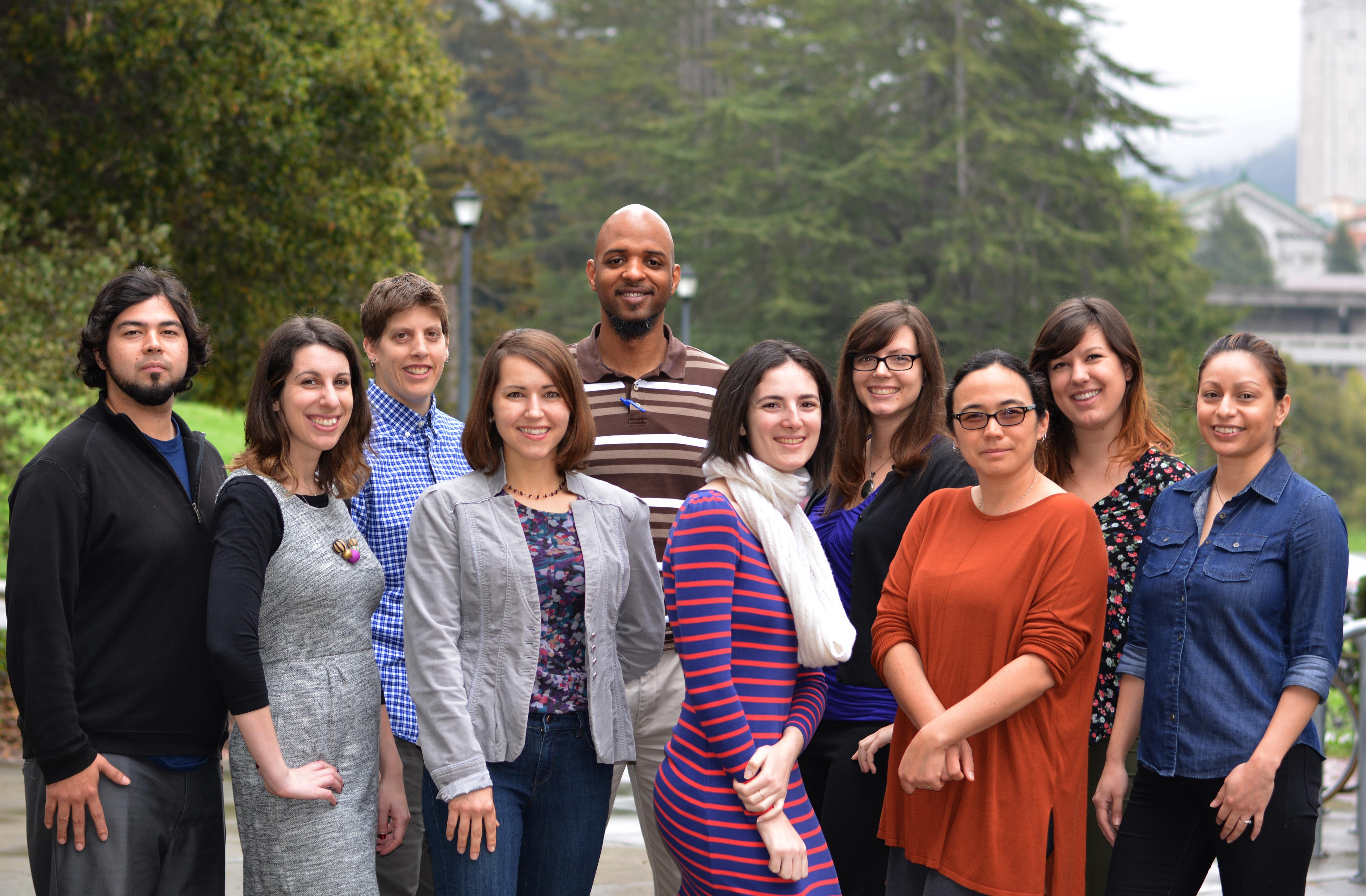 The College of Natural Resource's Undergraduate Advising Team.