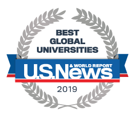 Best Global Universities badge.