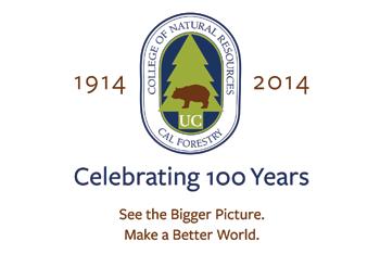 Forestry Centennial Logo