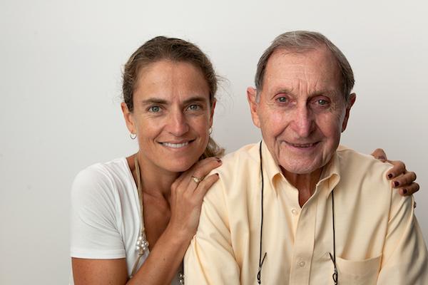 Sofia Berto Villas-Boas and George Judge