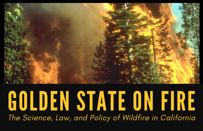 wildfire law talk