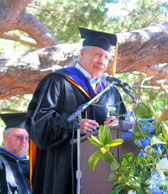 Berkeley College Of Natural Resources Commencement