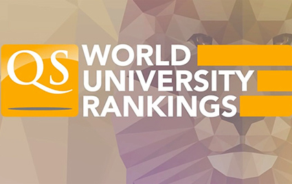 Logo for QS World University Rankings