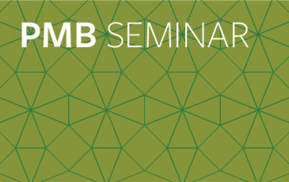 PMB Seminar logo