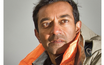 M. Sanjayan, Ph. D., CEO of Conservation International