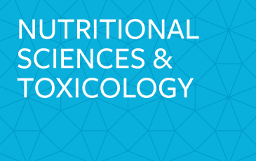 Nutritional Sciences & Toxicology Events Logo