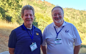 Rick Standiford and Keith Gilless