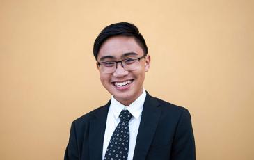 Portrait of Gerard Legaspi