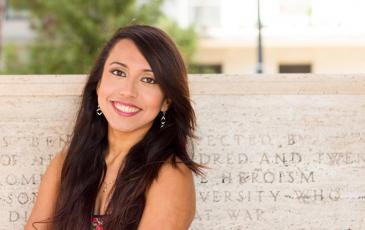 Portrait of Areidy Beltran