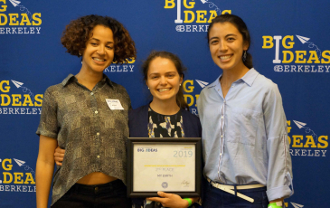 12 College of Natural Resources students recieved awards at the Big Ideas ceremony