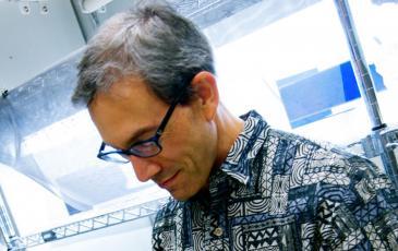 Image of professor Niyogi