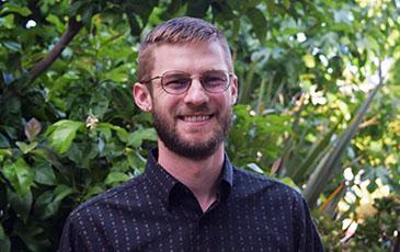 Headshot of Jesse Strecker.