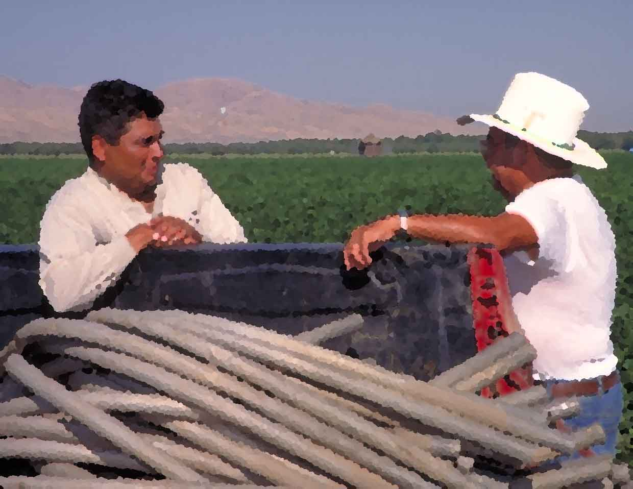 Agricultural Labor Management
